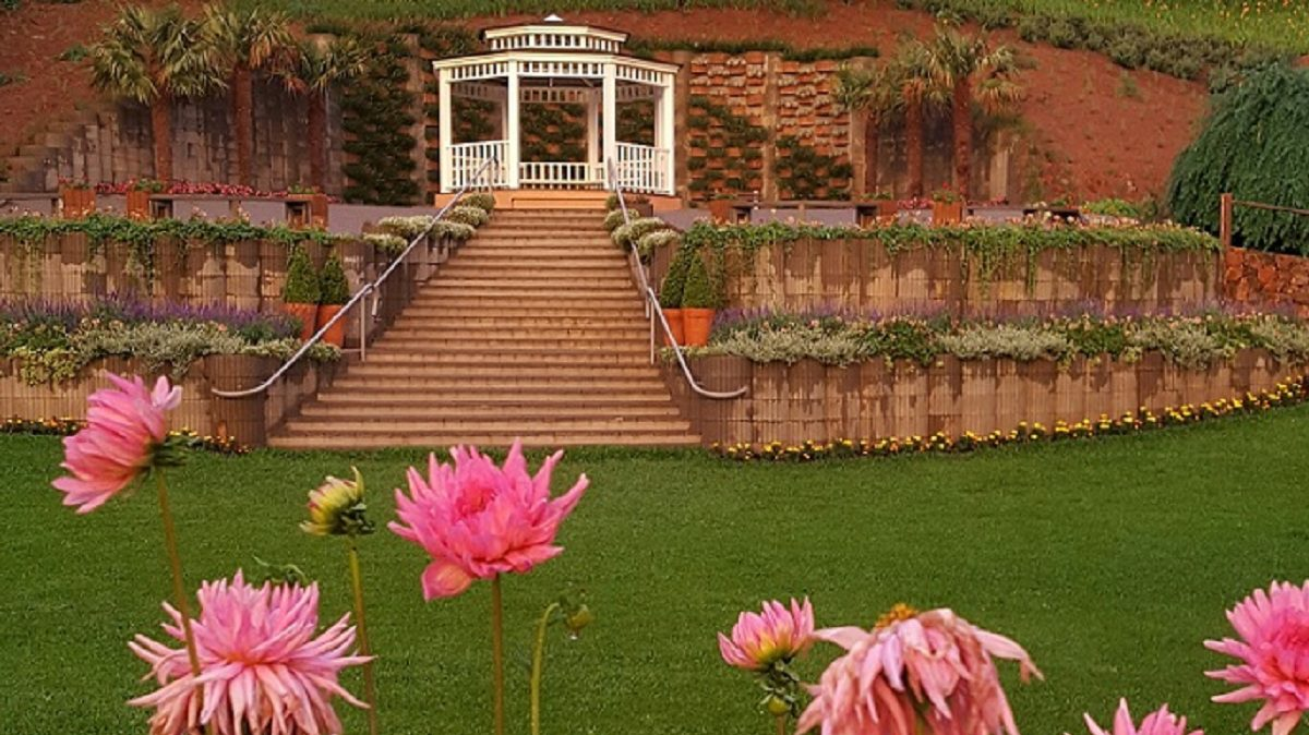 Especial dia do turista jardins incr veis para voc - Le manuel des jardins agroecologiques ...